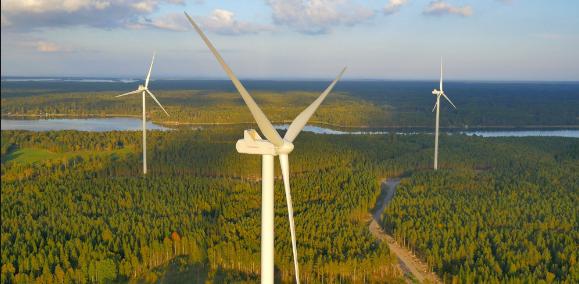 Lagron's Capital Wind Power